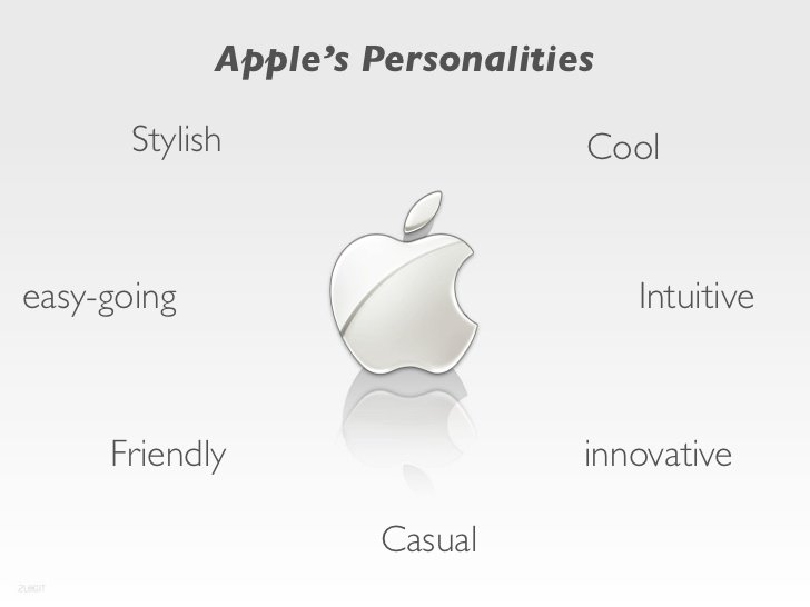 Apple-personality-traits-stylish