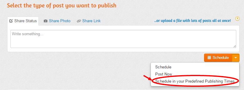 """How to schedule tweets in mass (""""bulk uploading"""")"""