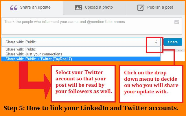 how to make facebook posts link to twitter
