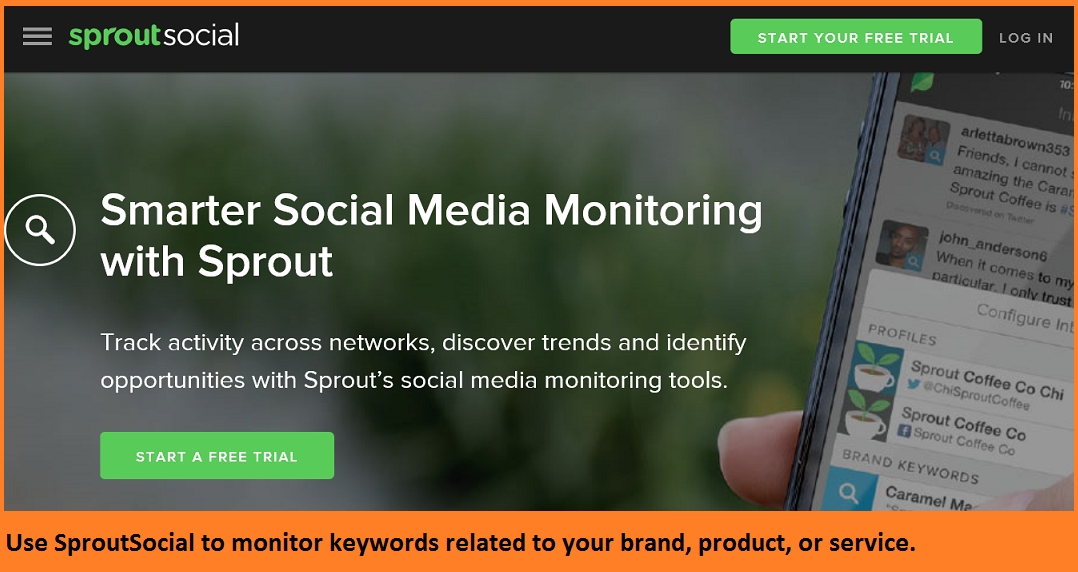 how to manage your twitter with SproutSocial