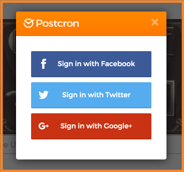 Postcron Extension for Chrome: How to use it (Tutorial!)