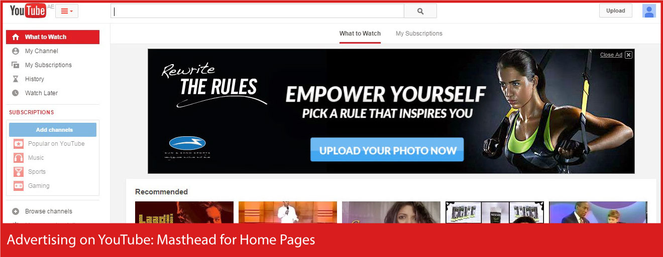 Advertising-on-YouTube--Masthead-for-Home-Pages