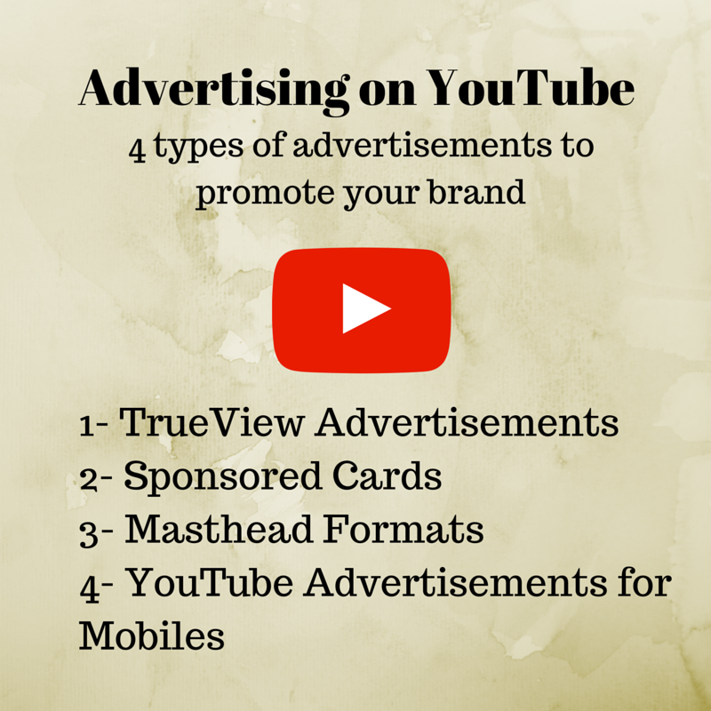 Advertising on YouTube - YouTube advertise