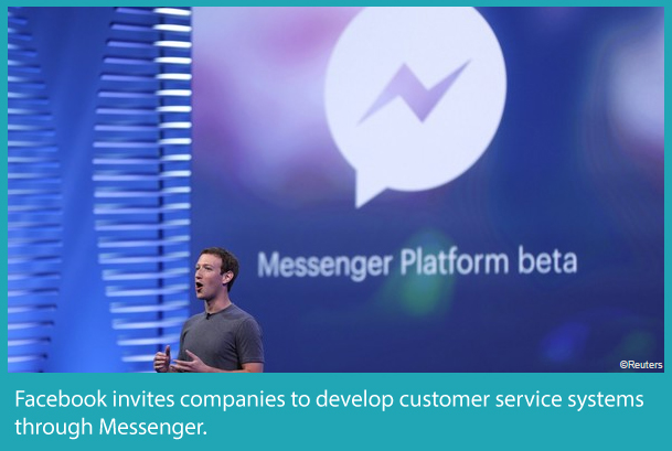 Facebook-invites-companies-to-develop-customer-service-systems-through-Messenger.--