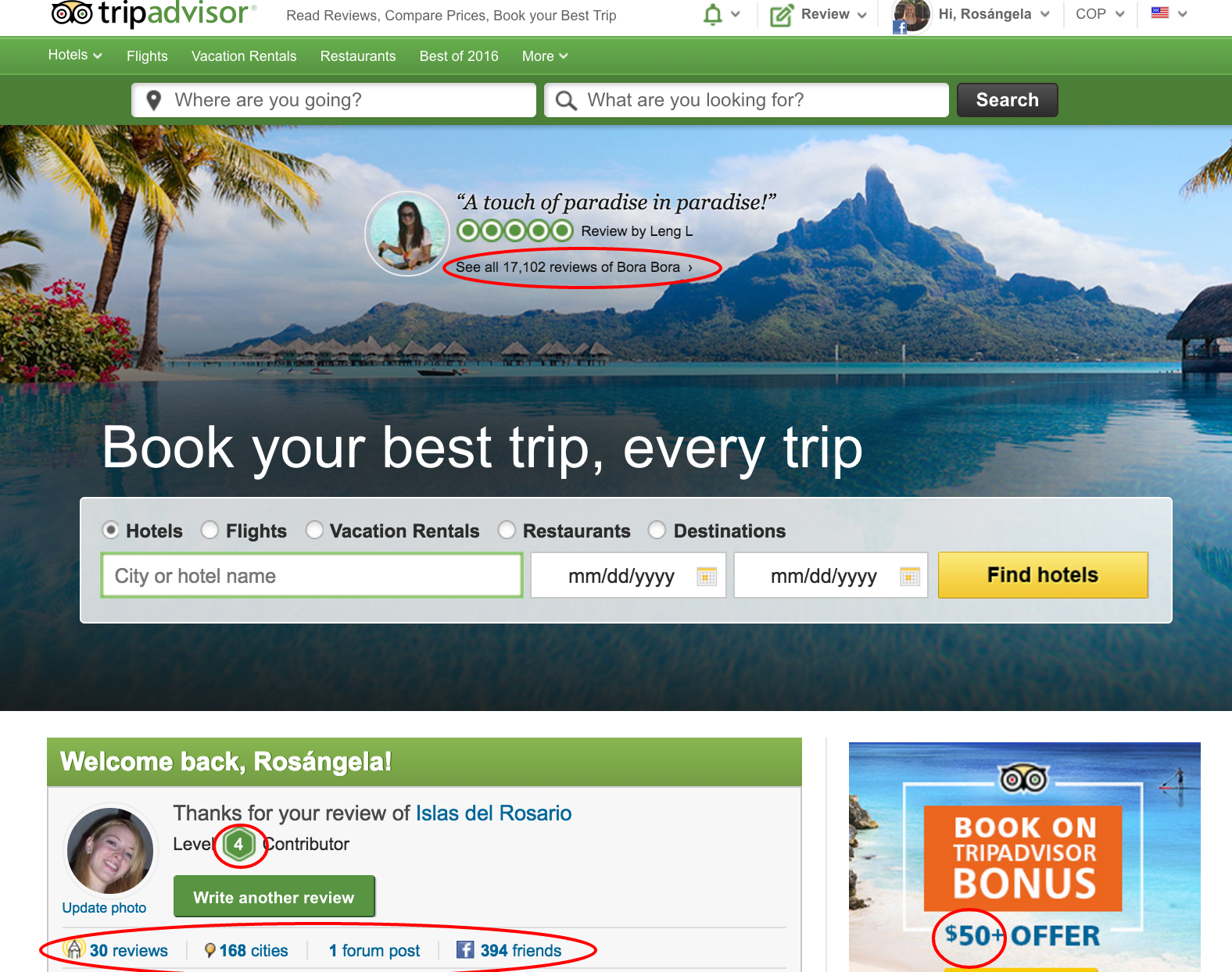 TripAdvisor Read Reviews Compare Prices Book