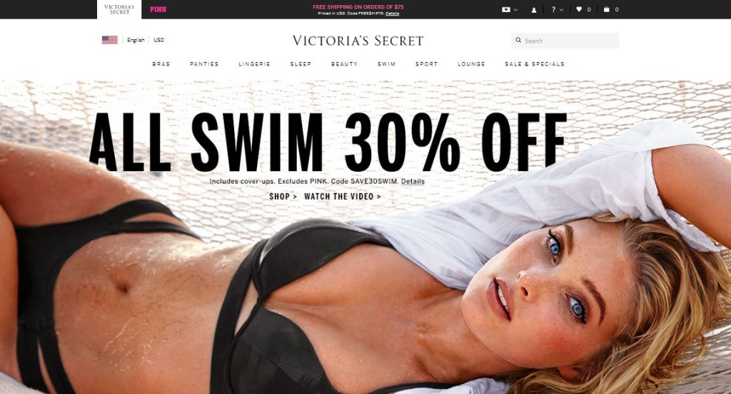 VS calls to action 30% discount
