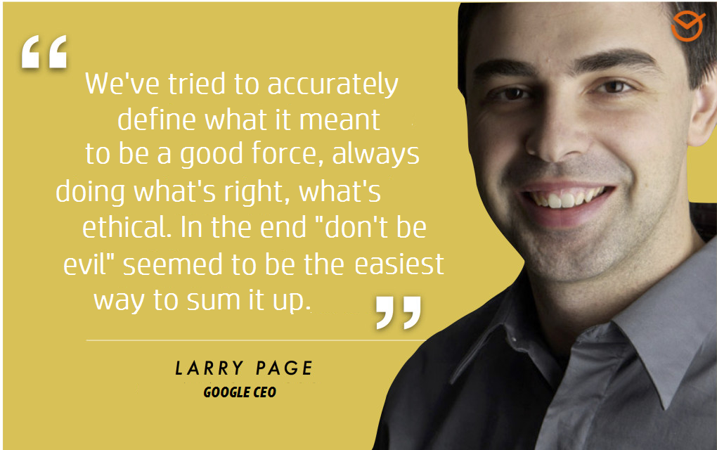 google ceo larry page quote 3