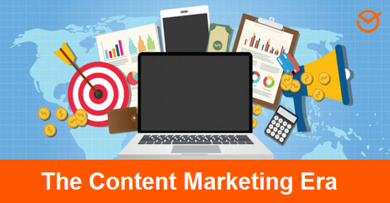 content marketing era