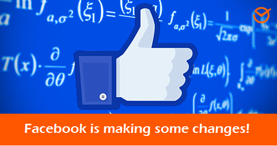new facebook algorithm, facebook is changing