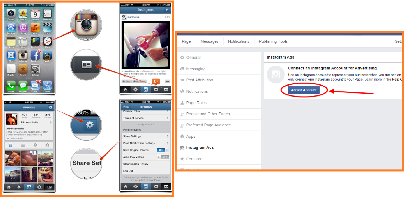 Advertising On Instagram Linking Facebook Advertising On Instagram: How To  Publish Advertisments That Sell