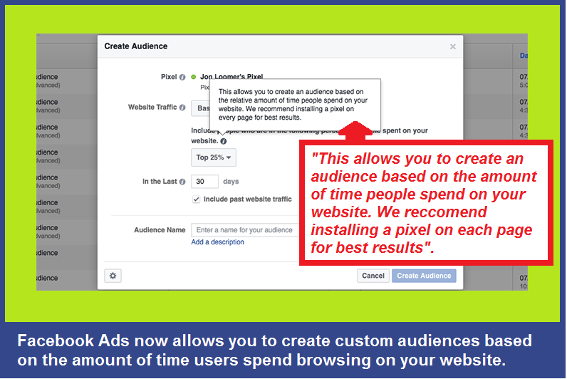 Facebook Ads pixels