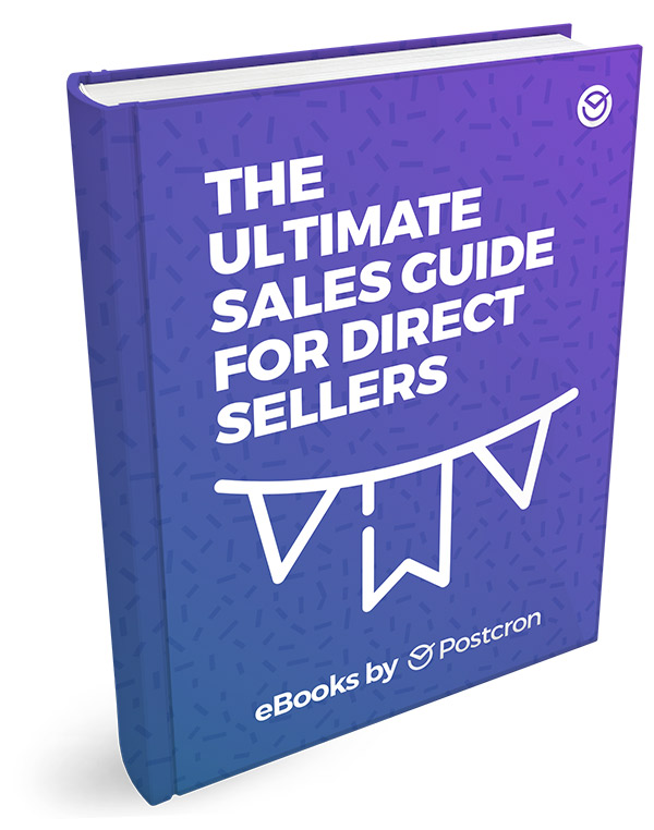 Free eBook - The Ultimate Guide to Direct Sales