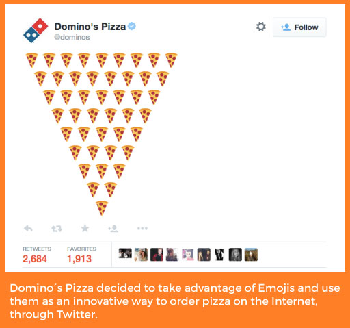 Domino´s-Pizza-decided-to-take-advantage-of-Emojis-and-use-them-as-an-innovative-way-to-order-pizza-on-the-Internet,-through-Twitter.