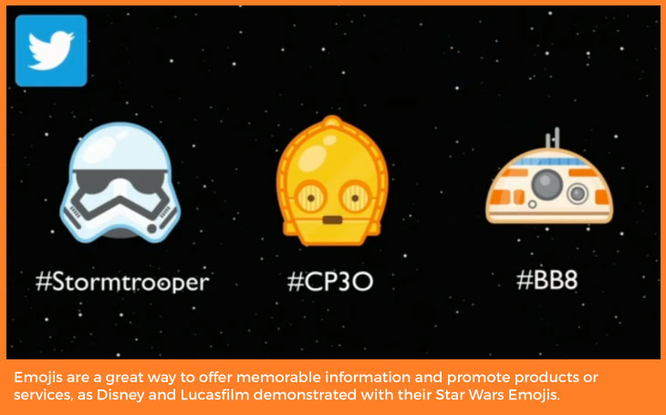 Emojis-are-a-great-way-to-offer-memorable-information-and-promote-products-or-services,-as-Disney-and-Lucasfilm-demonstrated-with-their-Star-Wars-Emojis.