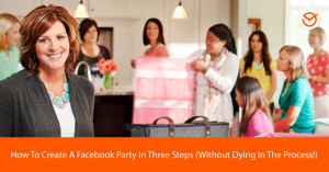 Facebook-Party-Direct-Sales