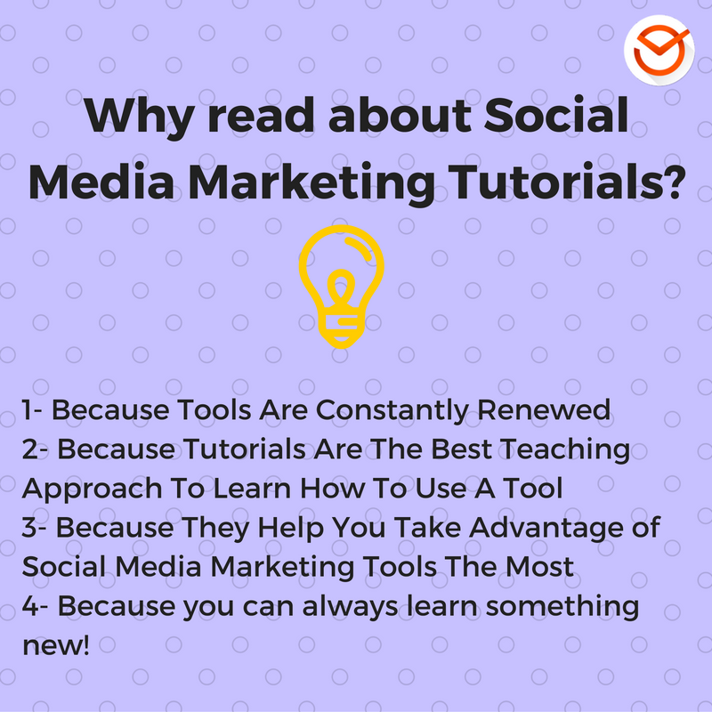Why read about Social Media Marketing Tutorials_