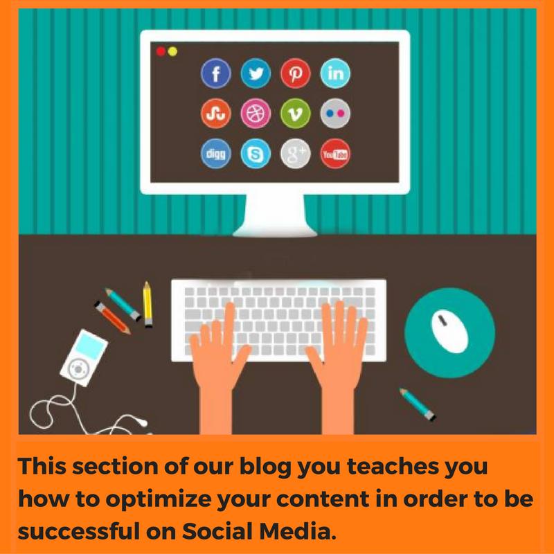 content optimization for social media