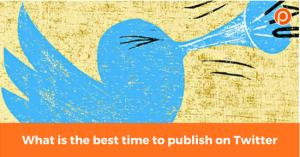 publish on Twitter
