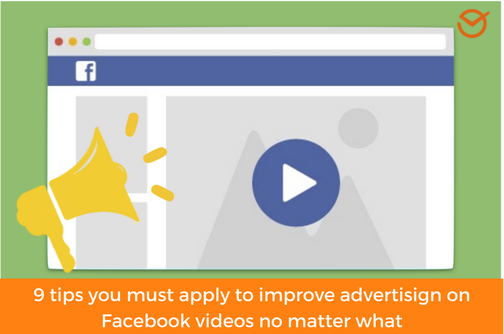 advertise on Facebook videos