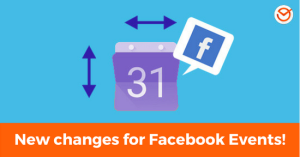 Facebook update, new changes for facebook events