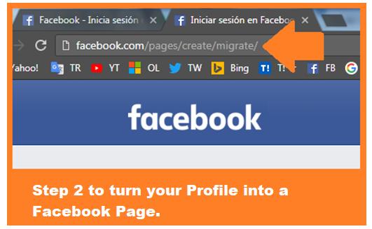 facebook fanpage 2