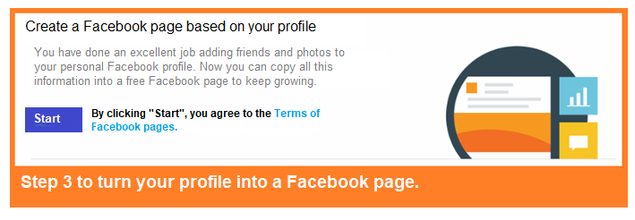facebook fanpage 3