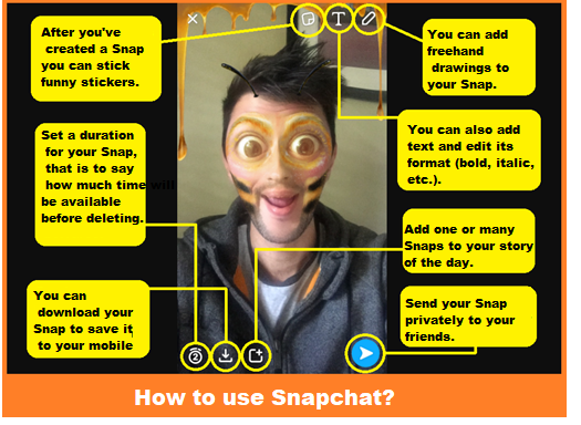 snapchat for business 2