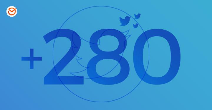 ¿Por qué Twitter ha subido el límite de caracteres por tweet?