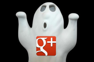 Google-Plus-Ghost
