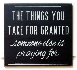 Be granted