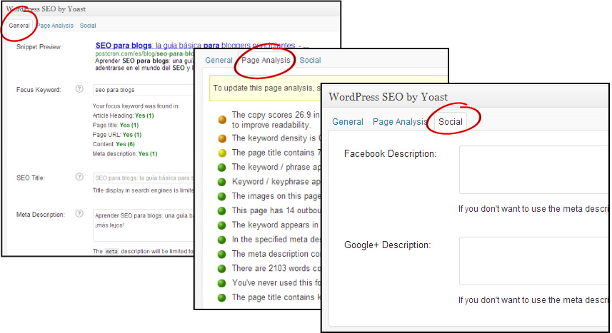 SEO Blog - Optimize your articles for Google