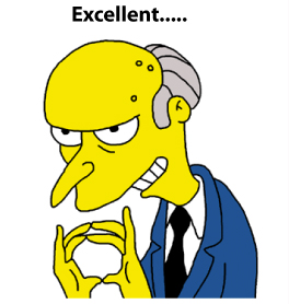 MR BURNS EXCELLENT 1