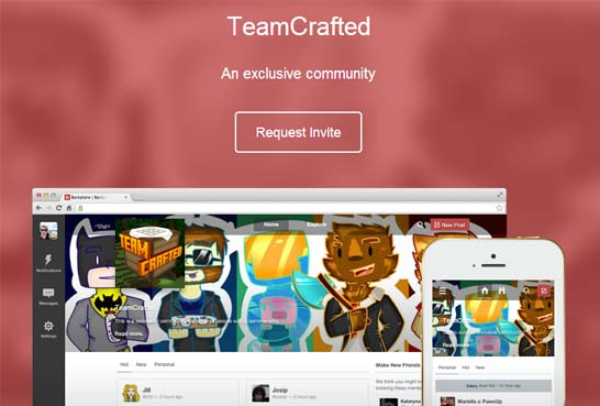 TEAMCRAFTED