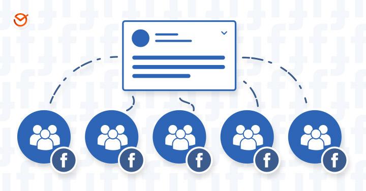 Cómo publicar en varios grupos de Facebook a la vez