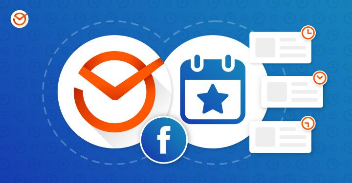 Postcron también te permite programar posts en Eventos de Facebook