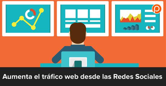 Aumentar el tráfico web