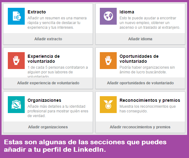 Tips fundamentales para un perfil de LinkedIn perfecto