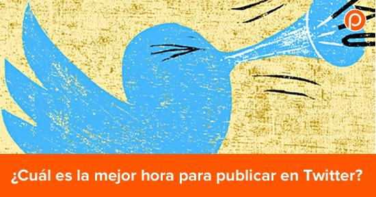 Cu l es la mejor hora para publicar en twitter - Cual es la mejor freidora ...