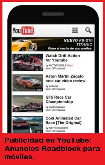 Resultado de imagen de anuncios en youtube ejemplo