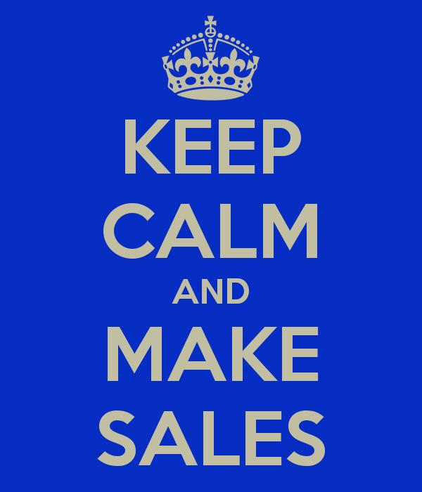 técnicas de ventas keep calm