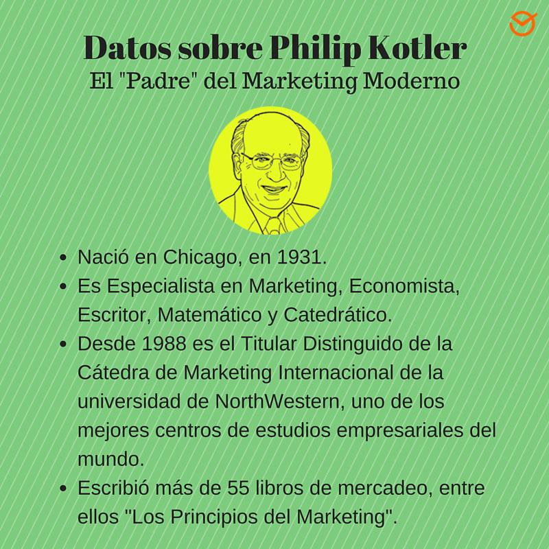 27 Enseñanzas De Philip Kotler El Padre Del Marketing
