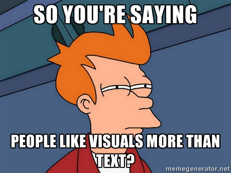 visual content meme so you're saying...