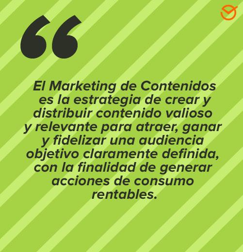 ¿Qué es el Marketing de Contenidos? ¡En el blog de Postcron te lo explicamos!