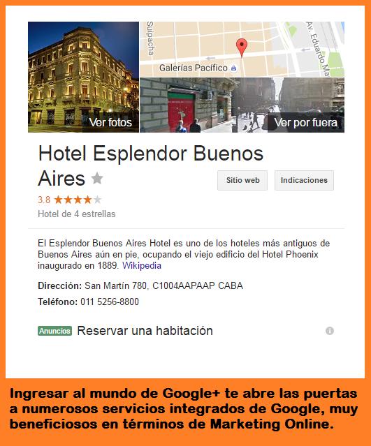 Tips y Consejos sobre Google Plus.