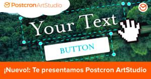 Descubre Postcron ArtStudio, el editor de Imágenes para Redes Sociales que todo Community Manager necesita