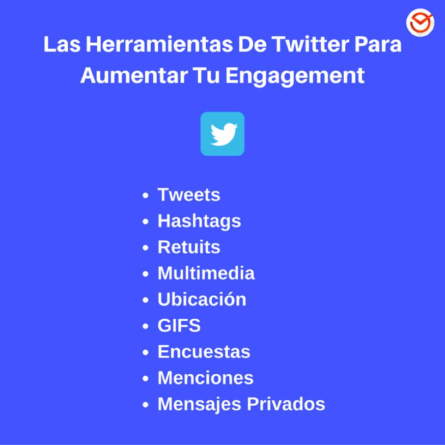 herramientas de twitter para aumentar tu engagement