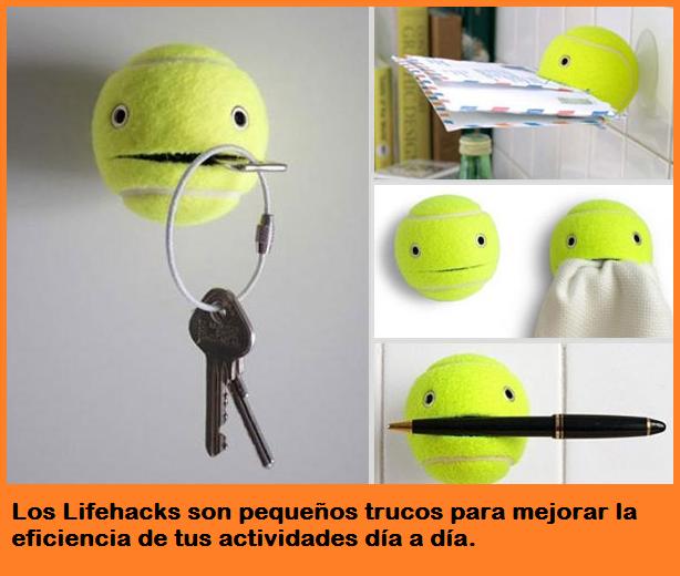 Lifehacks, trucos y motivación