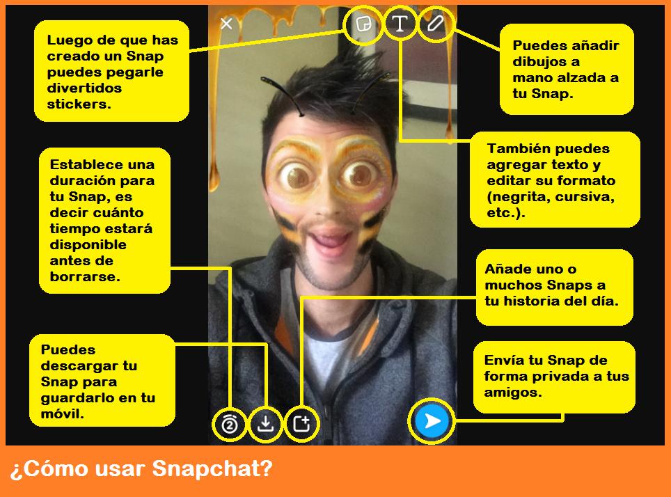 Todo sobre marketing digital: Snapchat para empresas