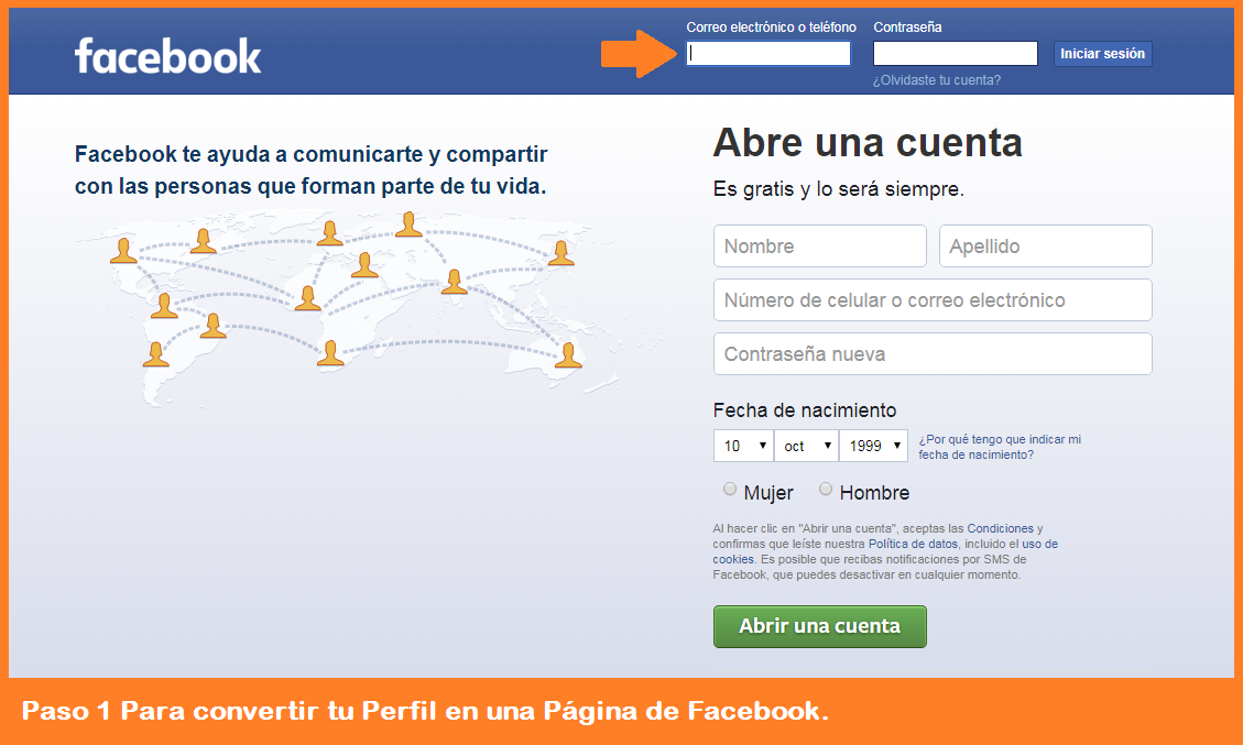 Convertir perfil en Fan Page: ventajas y guía