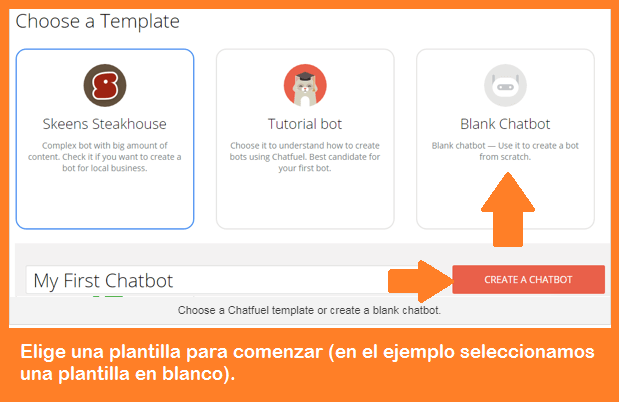 Chatbot en Facebook para negocios